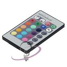 TELECOMANDO PER LED RGB 3 W 220V GU10 MULTICOLOR CROMOTERAPIA SOLO TELECOMANDO
