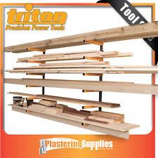 Triton WRA001 Wood Rack Storage System WoodRack Garage Worshop Space Solution