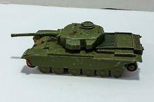 Dinky Toys No 651 Centurion Tank Meccano Ltd England FREE SHIPPING