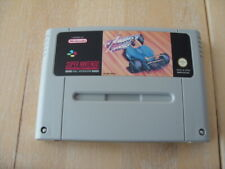 GENUINE SUPER NINTENDO GAME - SNES - EXHAUST HEAT - CARTRIDGE ONLY