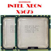 1PC CPU OLD Intel Xeon X5675 3.06GHz 12M Cache Hex 6 Core Processor LGA1366 RHN