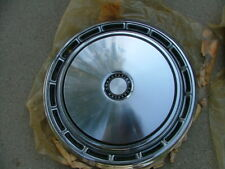 "1977-81 Chrysler, Dodge 15"" wheel covers set (4), NOS! 3699443 hub caps"
