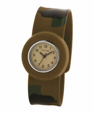 Boys Cactus Watch Camouflage Snap Band