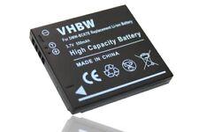 original vhbw® AKKU für PANASONIC Lumix DMC-FS16 DMW BCK7 BCK7E DMC-S3 S1 FX77 F