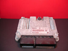 0281012533 55 197 152 VAUXHALL VECTRA C ENGINE ECU 0 281 012 533 55197152 AG
