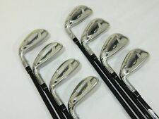 New LH Taylormade M1 Iron set 4-AW Irons - Kuro Kage Graphite Regular flex  M-1
