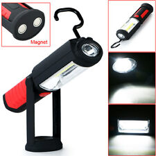 COB LED Magnetic WorkLight Inspection Flashlight Torch Inspection Lamp Hanging