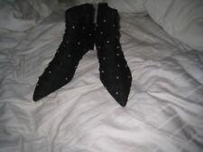 Zara Kitten Low Heel (0.5-1.5 in.) Boots for Women