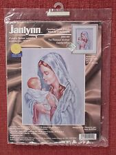 Janlynn, Counted Cross Stitch, The Blessed Mother, Sealed #44-44, F1