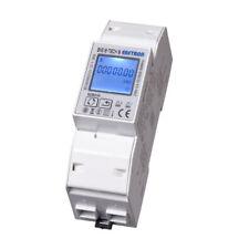 EASTRON SDM230 Modbus LCD Multifunktions Stromzähler für Hutschiene S0 RS485