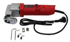 220V 580W Electric Sheet Metal Shears Heavy Duty Cutter Cutting Machine 2000rpm