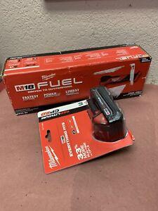 NEW- Milwaukee 2836-20 M18 FUEL Oscillating Multi-Tool New W/ Battery