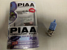 PIAA 70023 H6M Xtreme White Plus Halogen Bulb - NEW!! ATV  SEE and be SEEN