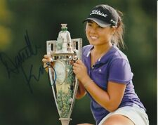 DANIELLE KANG SIGNED LPGA GOLF 8x10 PHOTO #6 Autograph PROOF