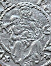 Medieval Hungarian Kingdom Coin - II Wladislaus Silver Denar 1515