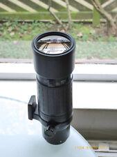 SIGMA 400mm f5.6 APO Telemacro Lens