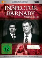 INSPECTOR BARNABY - (16-20)COLLECTOR'S BOX 4 21 DVD NEU