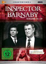 INSPECTOR BARNABY - (16-20)COLLECTOR'S BOX 4 21 DVD NEU