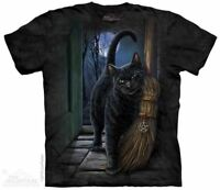 """""""A Brush With Magic"""" The Mountain Classic T-Shirt - S - 5X"""
