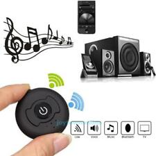 3.5mm Bluetooth 4.0 Wireless Sender FÜR 2 GERÄTE Musik Audio Stereo Adapter