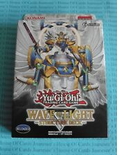 Yu-gi-oh Wave of Light Structure Deck ENG 1st Edition NEW BNIB Sealed