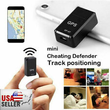 Gf07 Mini Gps Tracker Magnetic Sos Tracking Devices For Vehicle Car Child Locat