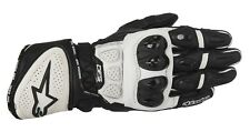 Sport Gant Alpinestars GP-Plus R taille: M Couleur : noire/blanc