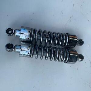 Hyosung GV650 650 aquilia 2015 Rear shocks pair chrome suspension 62100HP9500