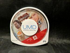 Tekken: Dark Resurrection (Sony PSP, 2006) Disc Only