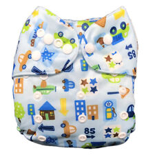 IXYVIA Baby Cloth Diapers Resizable Adjustable Washable Pocket Nappies #8
