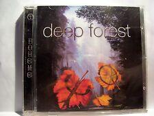 Deep Forest Boheme Sony Music 1995 BIG RAR !!!