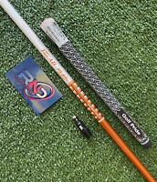 Graphite Design Tour AD DI 85 Stiff Hybrid Shaft W/- Tip + Grip  Trusted Dealer