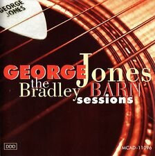 "GEORGE JONES & others ""THE BRADLEY BARN SESSION"" Brand New - GREAT COUNTRY ALBUM"