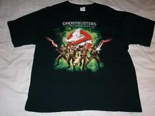 Ghostbusters The Videoo Game Black Gildan T-Shirt Men's X-Large XL used