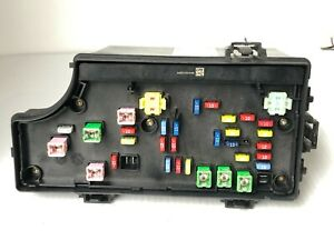 2007 2008 Compass Patriot Caliber Fuse Box Relay Control Module P68048117AA OEM!