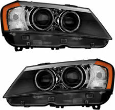 2011 2012 2013 2014 Fits For BMW X3 Hadlight Pair Right & Left Side