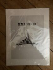 Texas Triangle Limited Edition Of 2000 Alec Soth