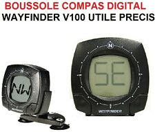 COMPAS ELECTRONIQUE WAYFINDER V100 QUALITE MARINE PRECIS SIMPLE AUTO-CALIBRAGE