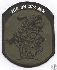 2nd BN 224th AVN subdued patch