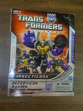 Transformers Universe Insecticons Reissue Decepticon Agents NEW FREE SHIP