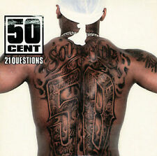 FREE US SHIP. on ANY 3+ CDs! NEW CD 50 Cent: 21 Questions Import,Enhanced,Single