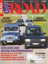 Off Road 1 95 Mega Club  HiLux Marmon Harrington Napco 1995 Geländewagen Auto