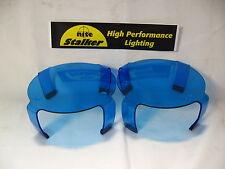 NITE STALKER 170 BLUE DRIVING SPOT LIGHT COVERS 4WD 4X4 ~BRAND NEW~