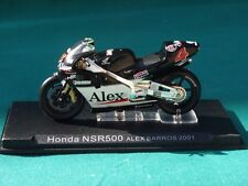 HONDA NSR500 MOTORCYCLE MOTO GP RACING ALEX BARROS TT