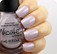 Nicole opi O.P.I. Modern Family AM I MAKING MYSELF Claire NAIL POLISH Lavender