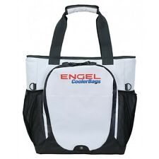 NEW Engel 23 Quart Soft Backpack Cooler in White CB1