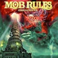 "MOB RULES ""ETHNOLUTION A.D."" CD NEUWARE"
