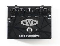 MXR EVH5150 Eddie Van Halen Overdrive Guitar Effects Pedal!! Dunlop