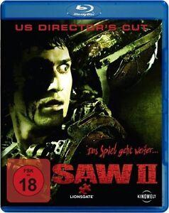 Blu-Ray--SAW I + SAW II---2 Blu-Rays--NEU/OVP