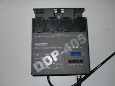Botex DDP 405 4 Kanal Dimmer Pack Schuko mit Deckel